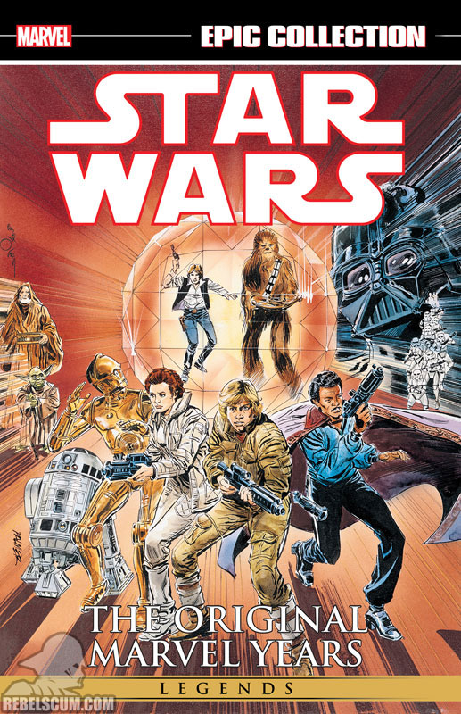 Star Wars Legends Epic Collection: The Original Marvel Years Trade Paperback #3
