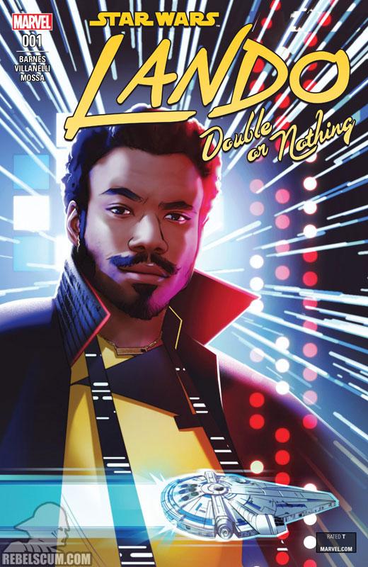 Lando – Double or Nothing #1