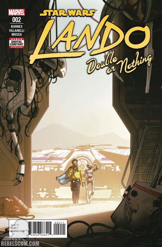 Lando – Double or Nothing #2