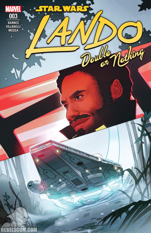 Lando – Double or Nothing #3