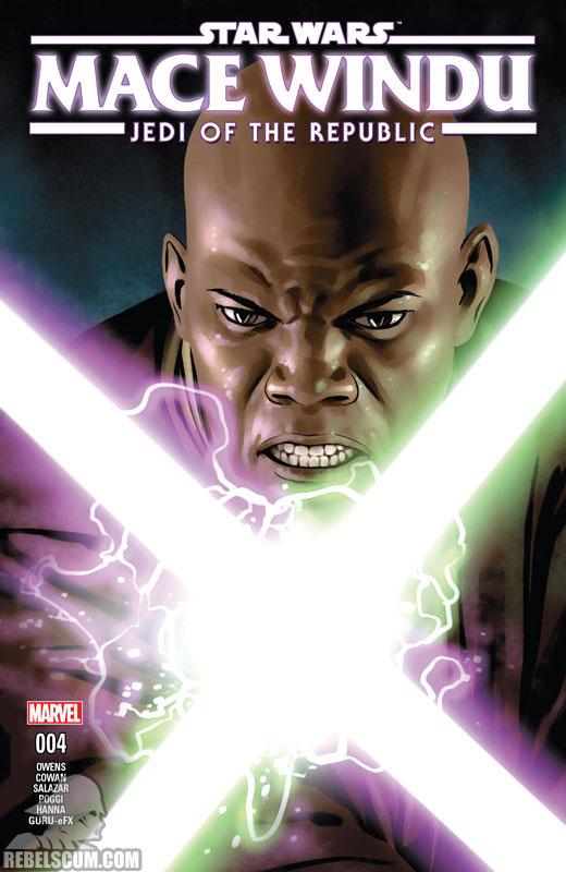Jedi of the Republic – Mace Windu #4