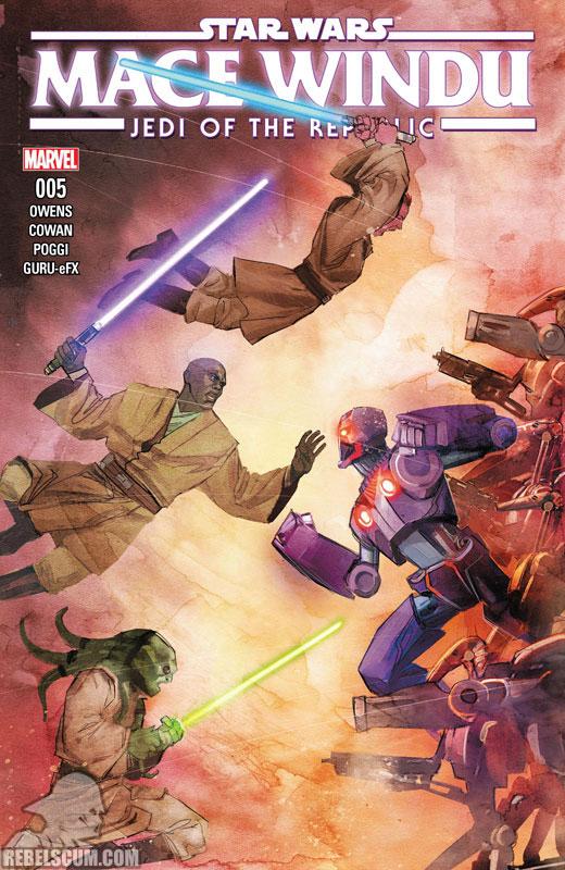 Jedi of the Republic – Mace Windu #5