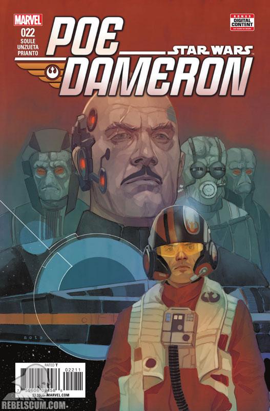 Poe Dameron #22