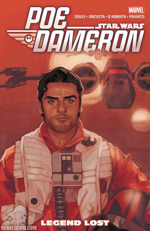 Poe Dameron Trade Paperback #3