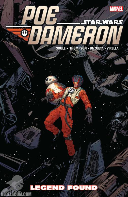 Poe Dameron Trade Paperback #4