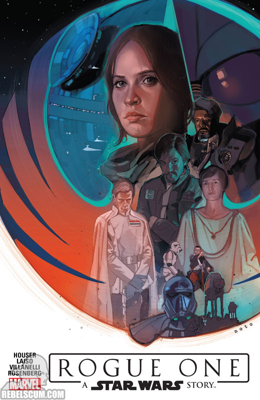 Rogue One Hardcover