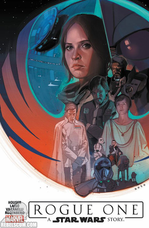 Rogue One Trade Paperback