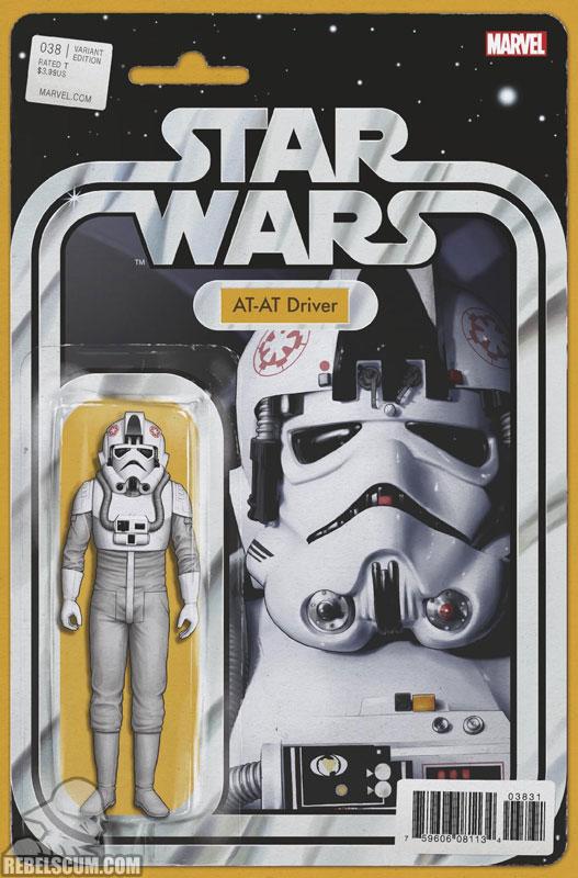 Star Wars 38 (John Tyler Christopher action figure variant)