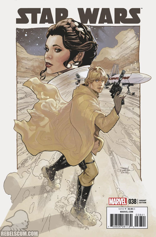 Star Wars 38 (Terry Dodson variant)