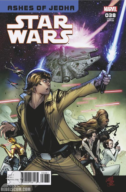 Star Wars 38 (Pepe Larraz variant)