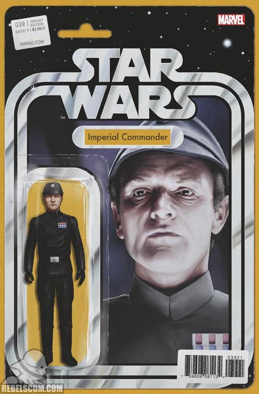 Star Wars 39 (John Tyler Christopher action figure variant)