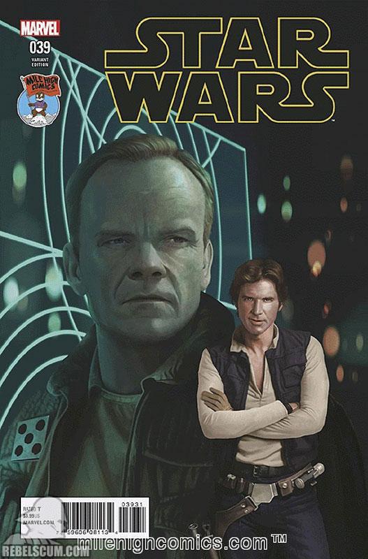Star Wars 39 (Razzah Mile High Comics variant)