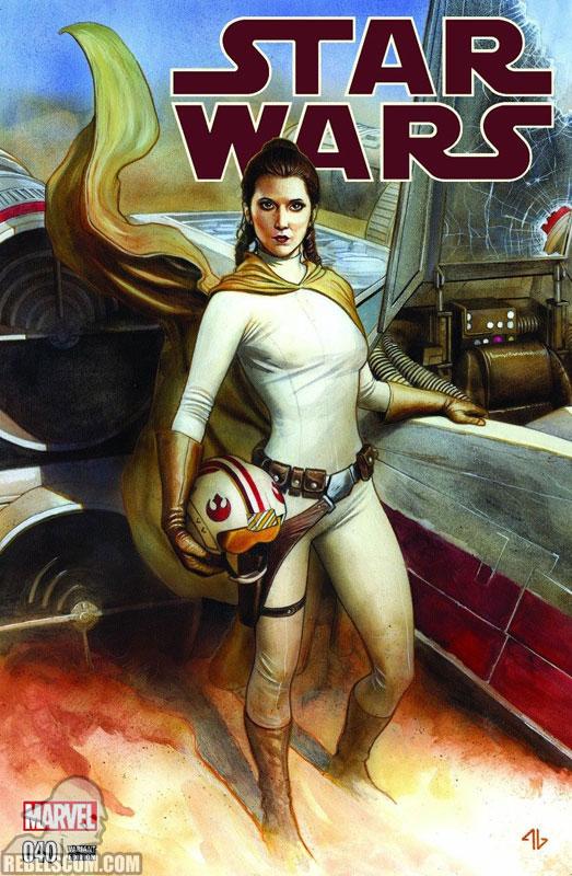 Star Wars 40 (Adi Granov variant)