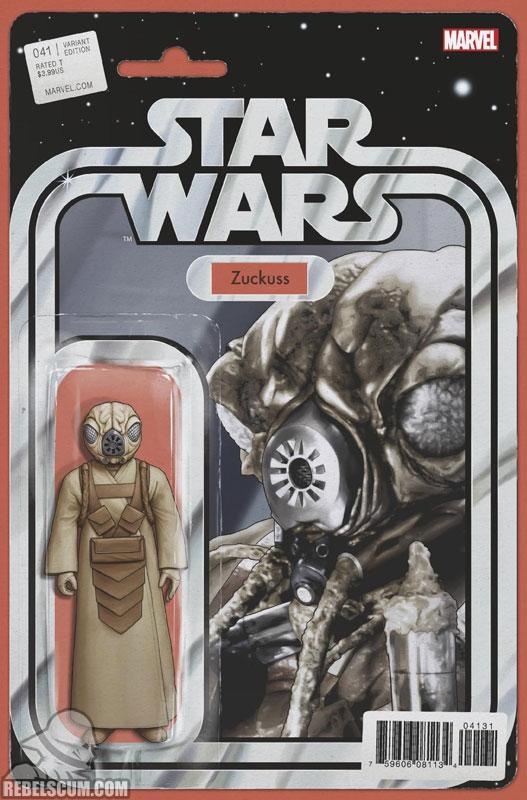 Star Wars 41 (John Tyler Christopher action figure variant)