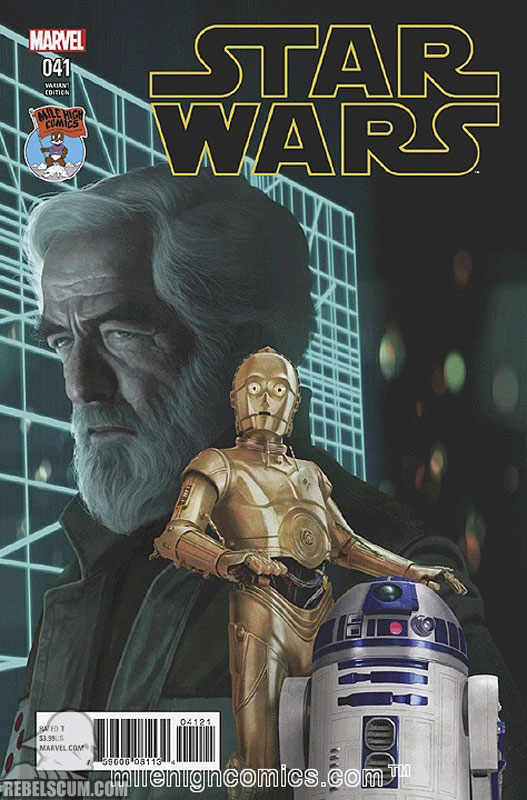 Star Wars 41 (Razzah Mile High Comics variant)