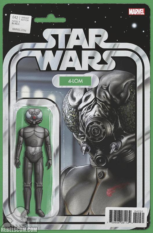 Star Wars 42 (John Tyler Christopher action figure variant)