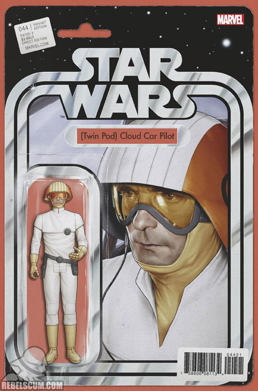 Star Wars 44 (John Tyler Christopher action figure variant)