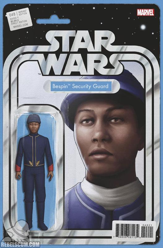 Star Wars 48 (John Tyler Christopher action figure variant)