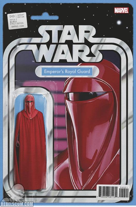 Star Wars 49 (John Tyler Christopher action figure variant)