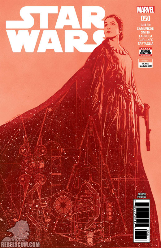 Star Wars 50 (2nd printing - August 2018)