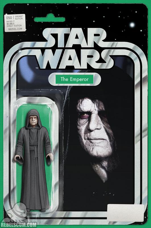 Star Wars 50 (John Tyler Christopher Action Figure variant)