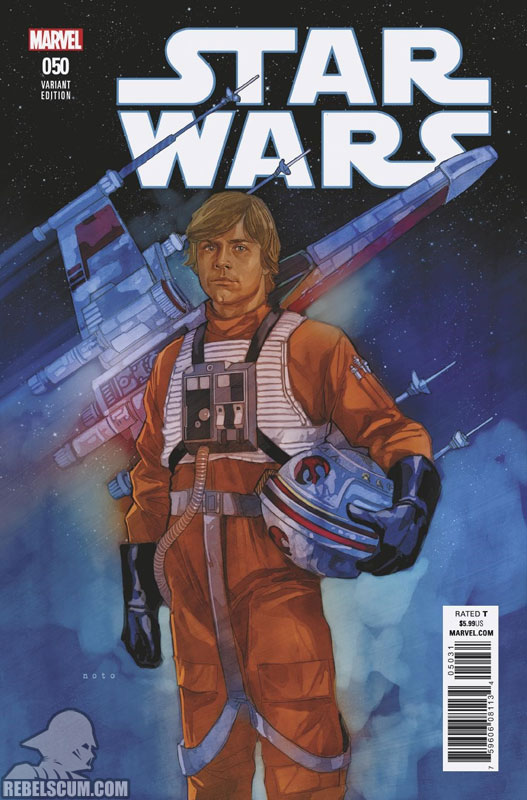 Star Wars 50 (Phil Noto variant)