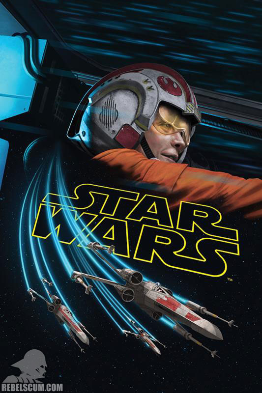 Star Wars 50 (Razzah variant)