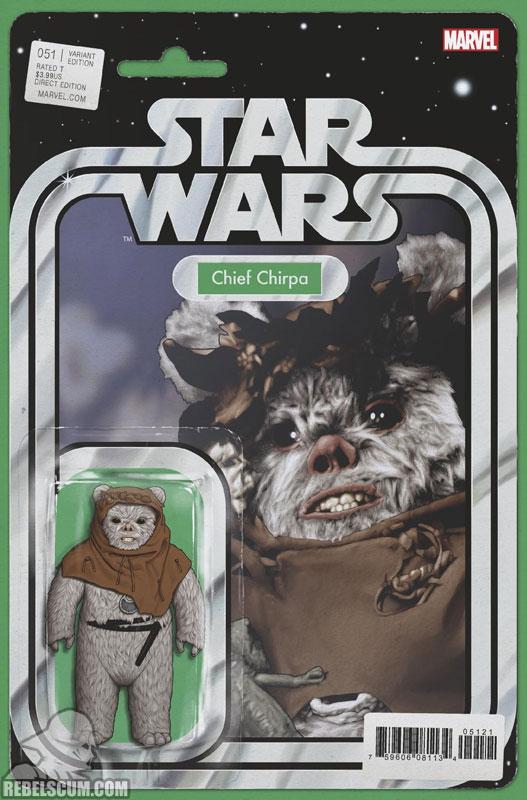 Star Wars 51 (John Tyler Christopher action figure variant)