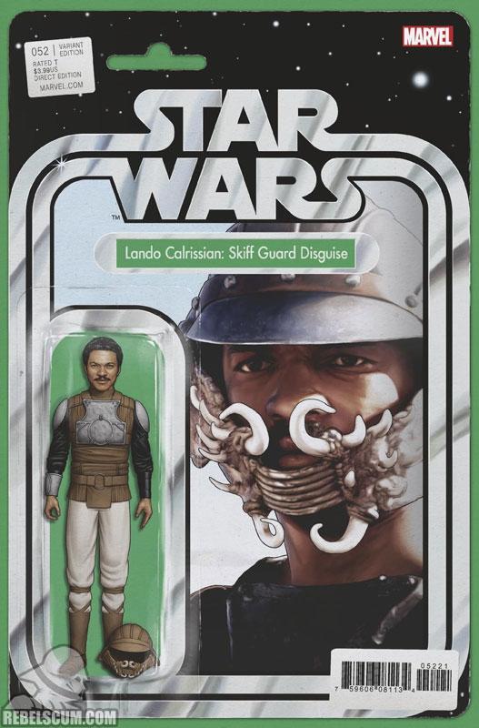 Star Wars 52 (John Tyler Christopher Action Figure variant)
