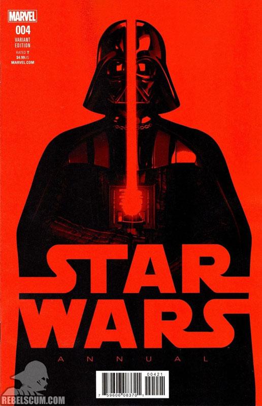 Star Wars Annual 4 (John Tyler Christopher variant)