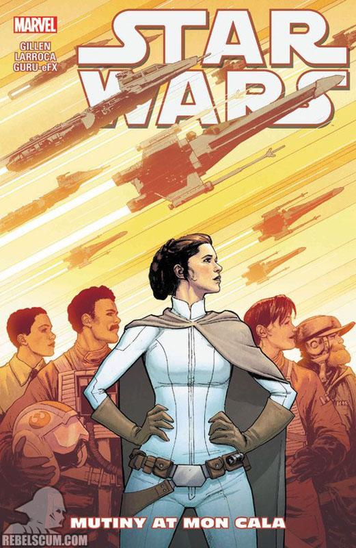 Star Wars (2015) Trade Paperback #8