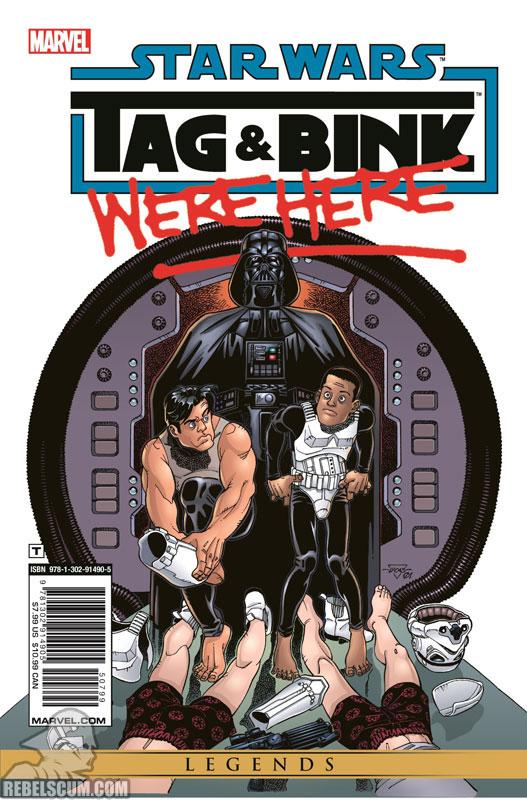 Tag & Bink Were Here #1