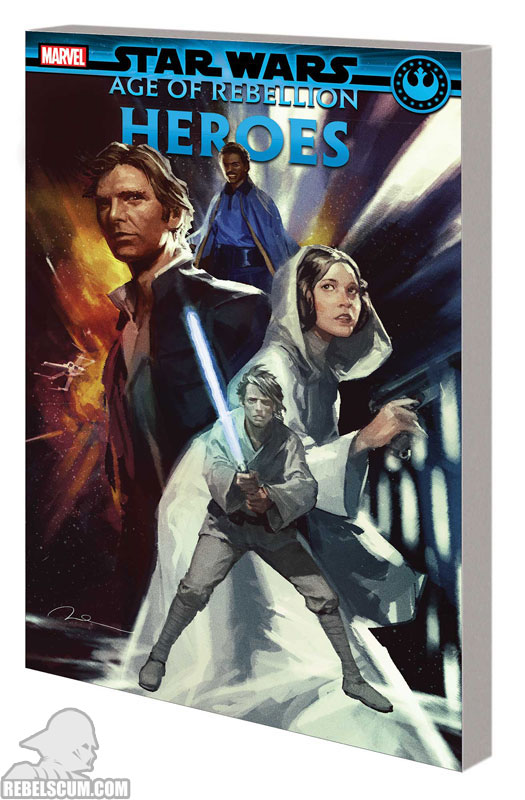 Age of Rebellion – Heroes Trade Paperback 1
