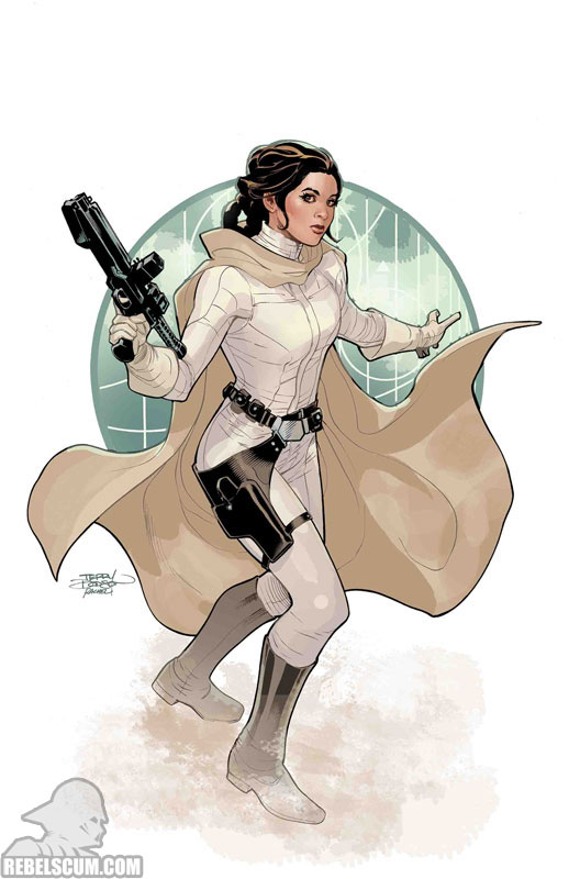 Age of Rebellion – Princess Leia 1