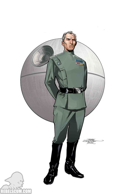 Age of Rebellion – Grand Moff Tarkin 1