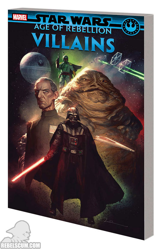 Age of Rebellion – Villains Trade Paperback 1