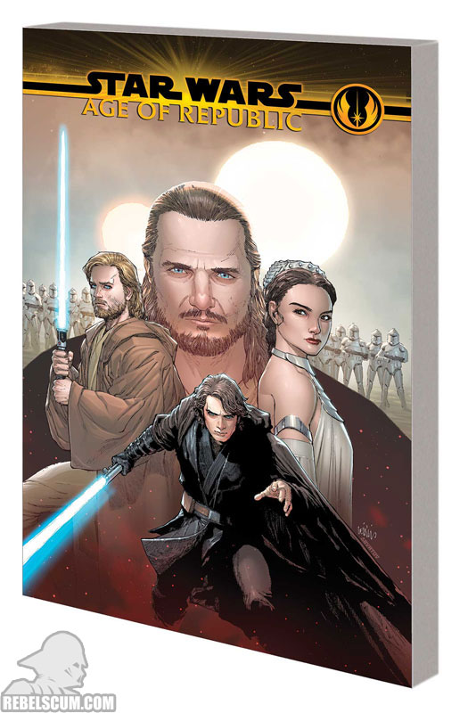 Age of Republic – Heroes Trade Paperback