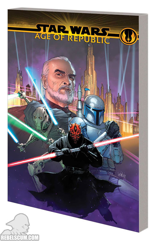 Age of Republic – Villains Trade Paperback