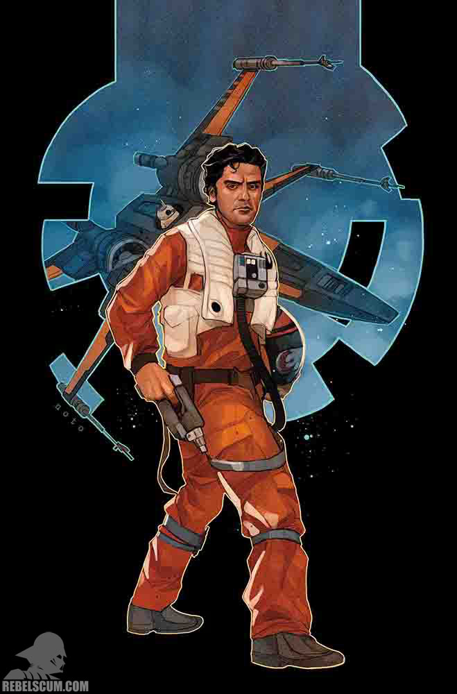 Age of Resistance � Poe Dameron 1