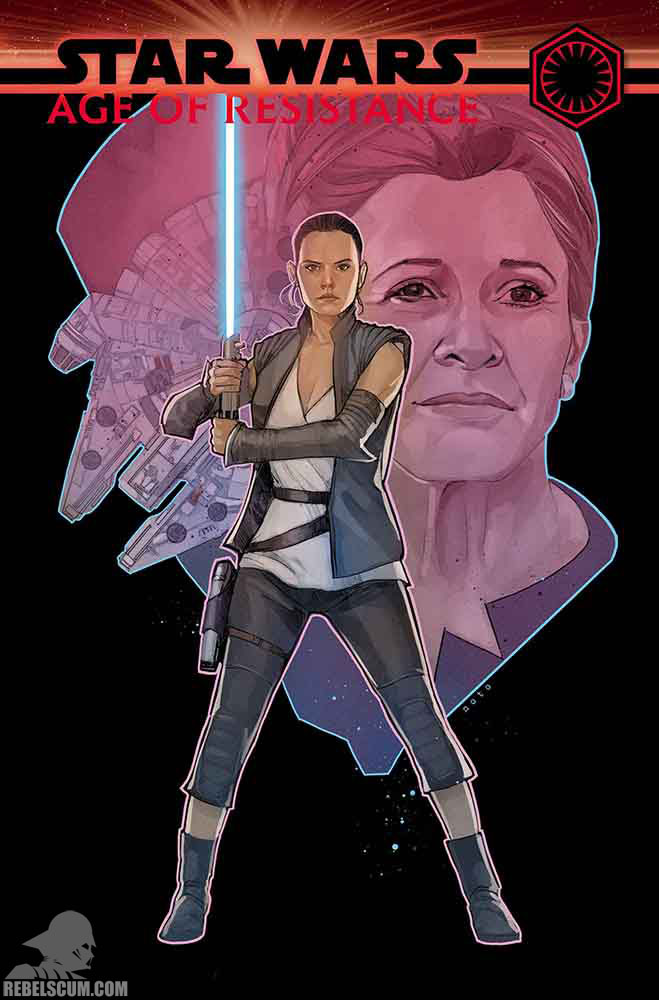Age of Resistance – Rey 1