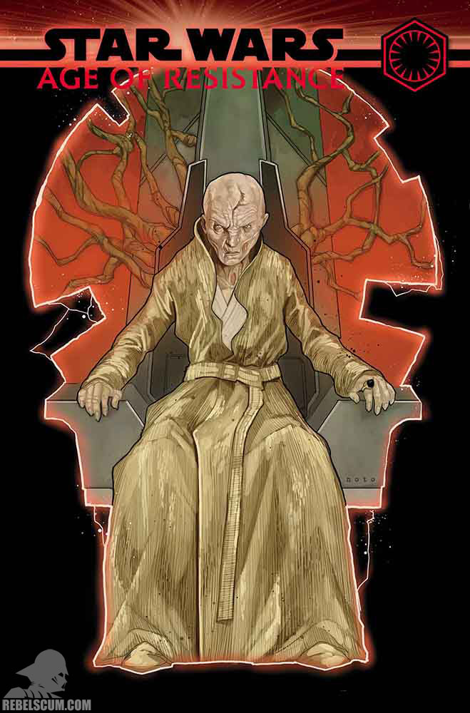 Age of Resistance – Supreme Leader Snoke 1