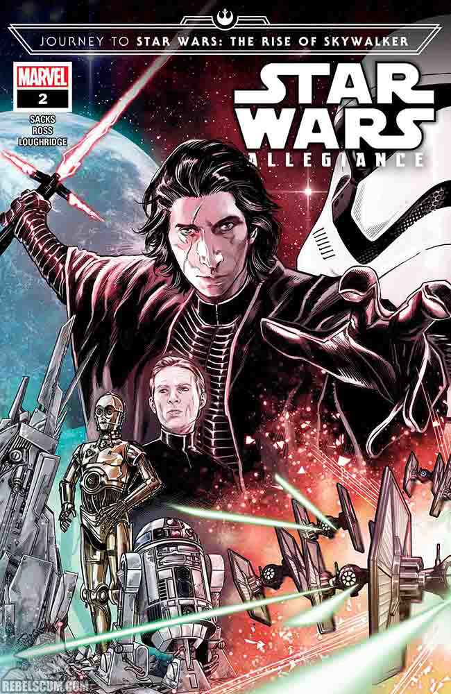 Journey to The Rise of Skywalker – Allegiance 2
