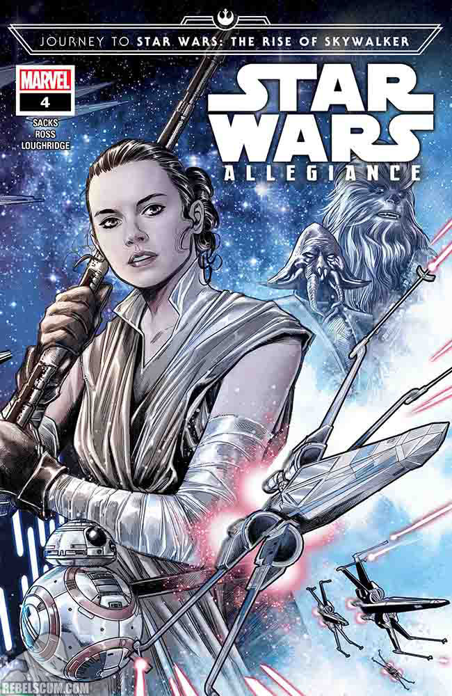 Journey to The Rise of Skywalker – Allegiance 4