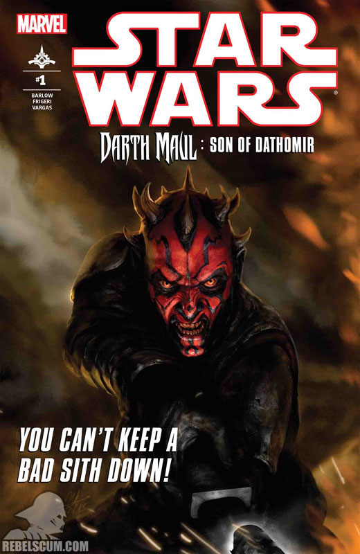 True Believers: Darth Maul - Son of Dathomir 1
