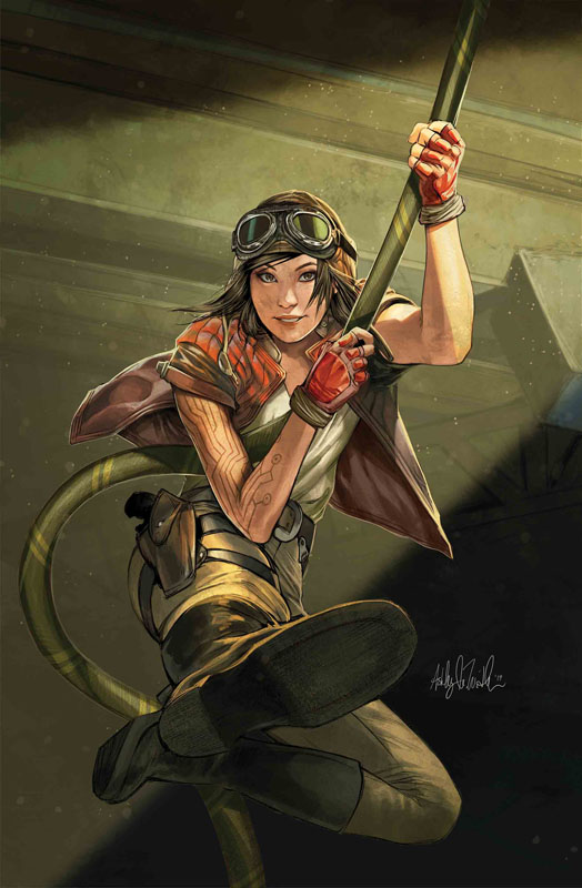 Doctor Aphra 33