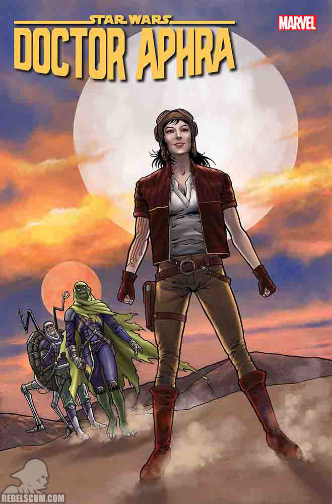 Doctor Aphra Annual 3 (Colleen Doran variant)