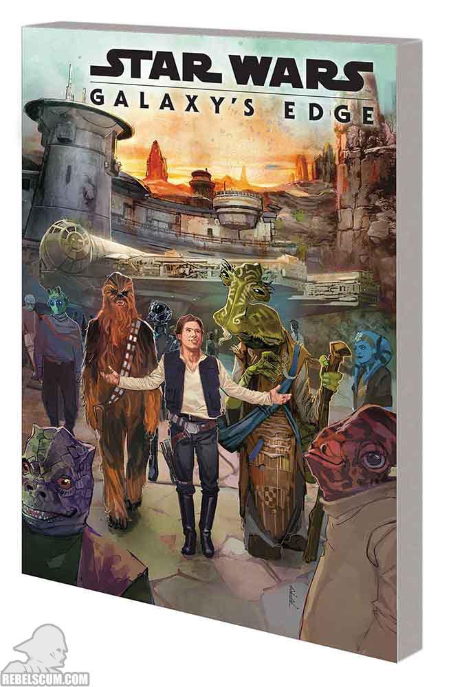 Galaxy's Edge Trade Paperback