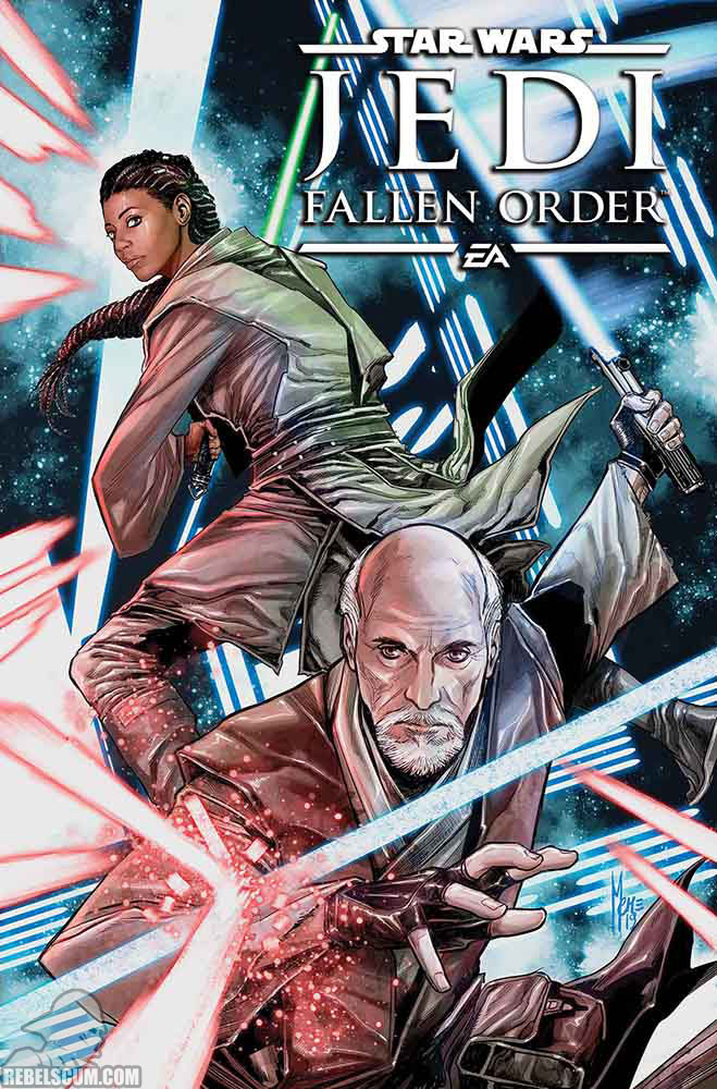 Star Wars Jedi: Fallen Order � Dark Temple 1