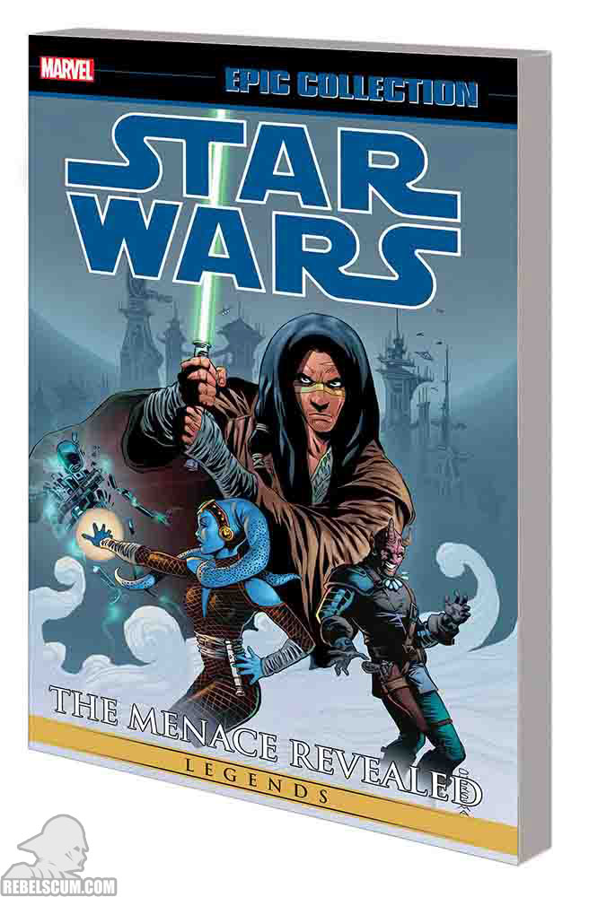 Star Wars Legends Epic Collection: The Menace Revealed Trade Paperback 2