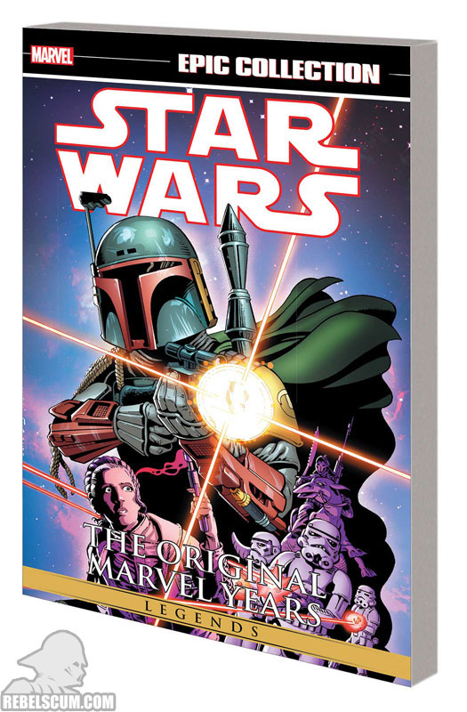 Star Wars Legends Epic Collection: The Original Marvel Years Trade Paperback 4